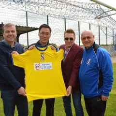 Huaxing Glass Co. Extend Sponsorship Deal
