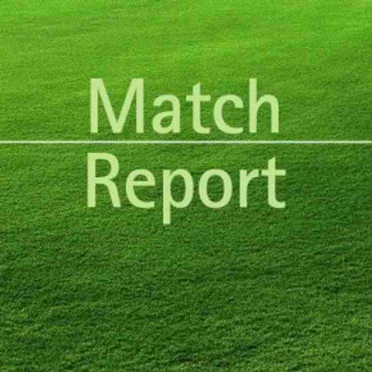 Match Report: Cleethorpes Town Ladies vs Sandiacre