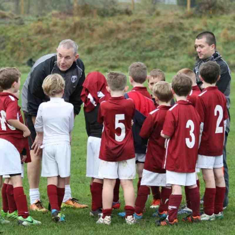 Leixlip Utd v Ardmore Rovers