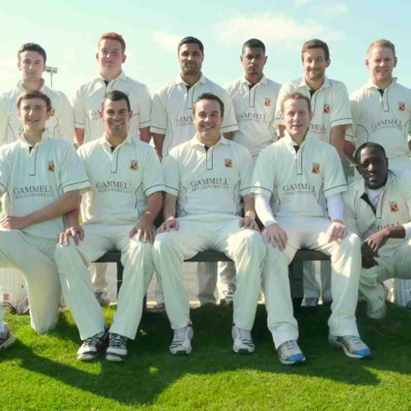 Elland 1st Team 2012