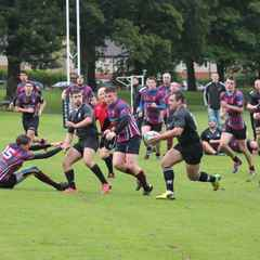 STRATHMORE LEAVE HILLFOOTS WITH BONUS POINT WIN