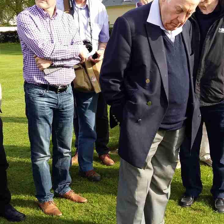 Harry Mellor RIP - Funeral Details