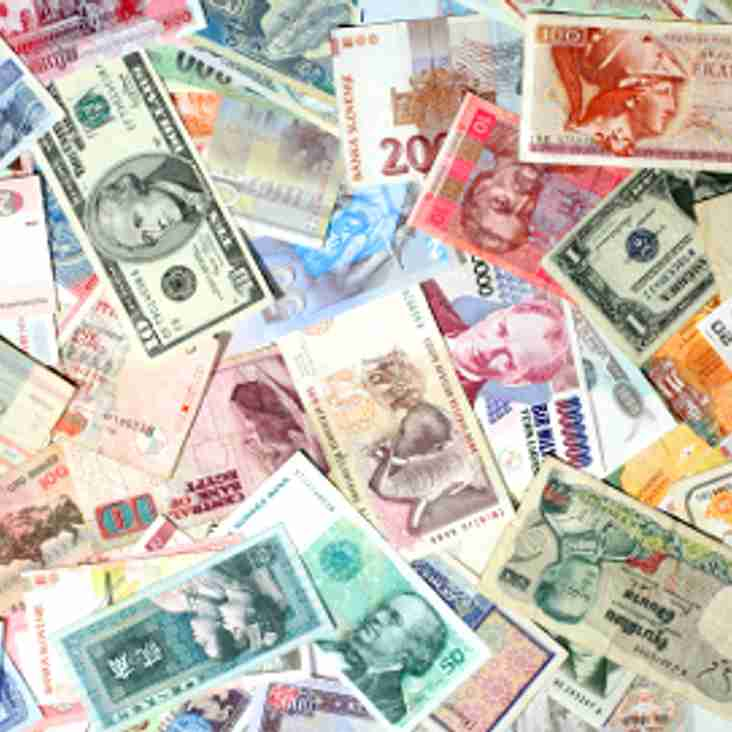 Foreign Cash Stash Sweepstake