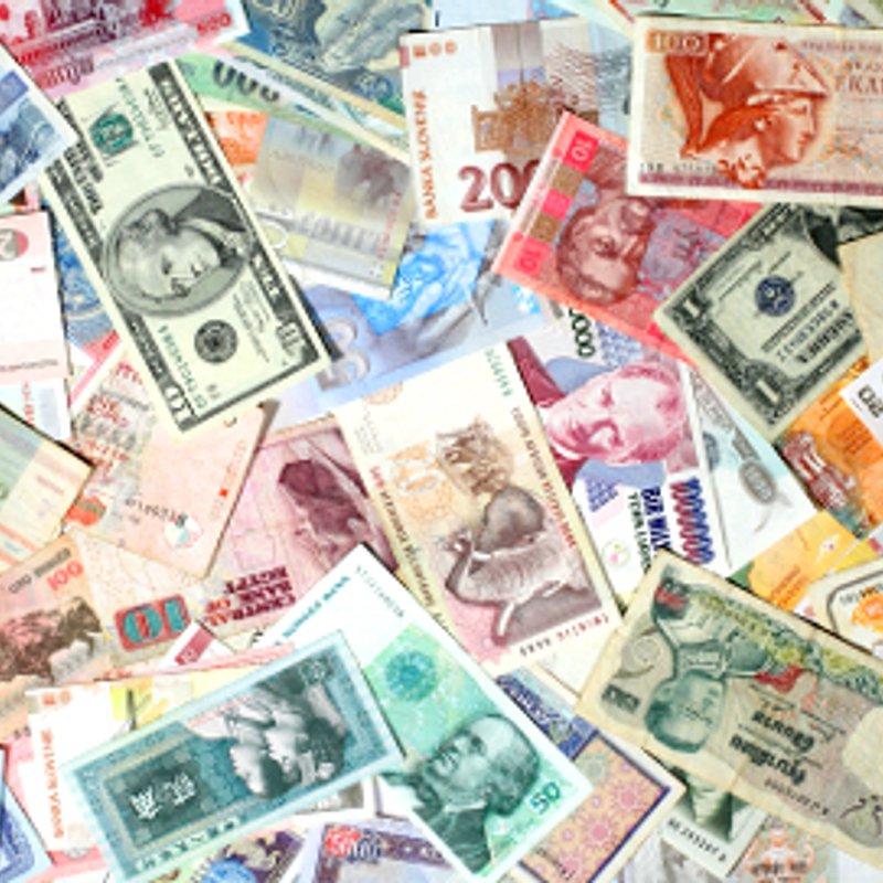 Foreign Cash Stash Sweepstake