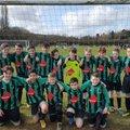 U13 Darby and Potley Dynamos 1 - 1 U13 Sandhurst Town Royals