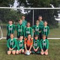 U12's Dynamos lose to U12 WINNERSH RANGERS AVENGERS 4 - 7