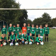 U8 Strikers 2017/18