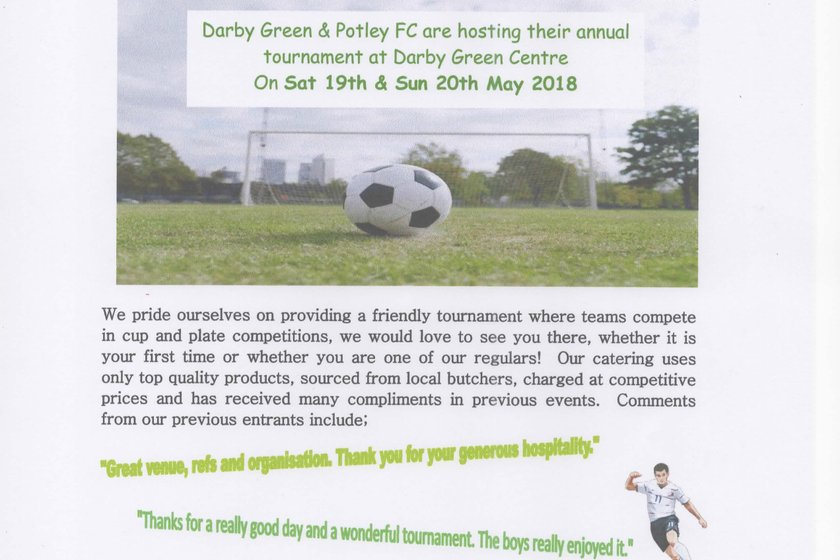 Darby Green 2018 Tournament