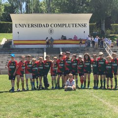 Mini Rugby Tours 2017