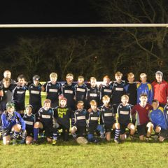 U13s Team Photo