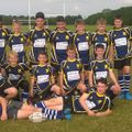 Under 14 lose to Cambridge 34 - 17
