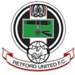 **RETFORD MATCH REPORT**
