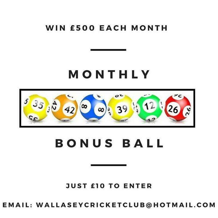 Monthly Bonus Ball<