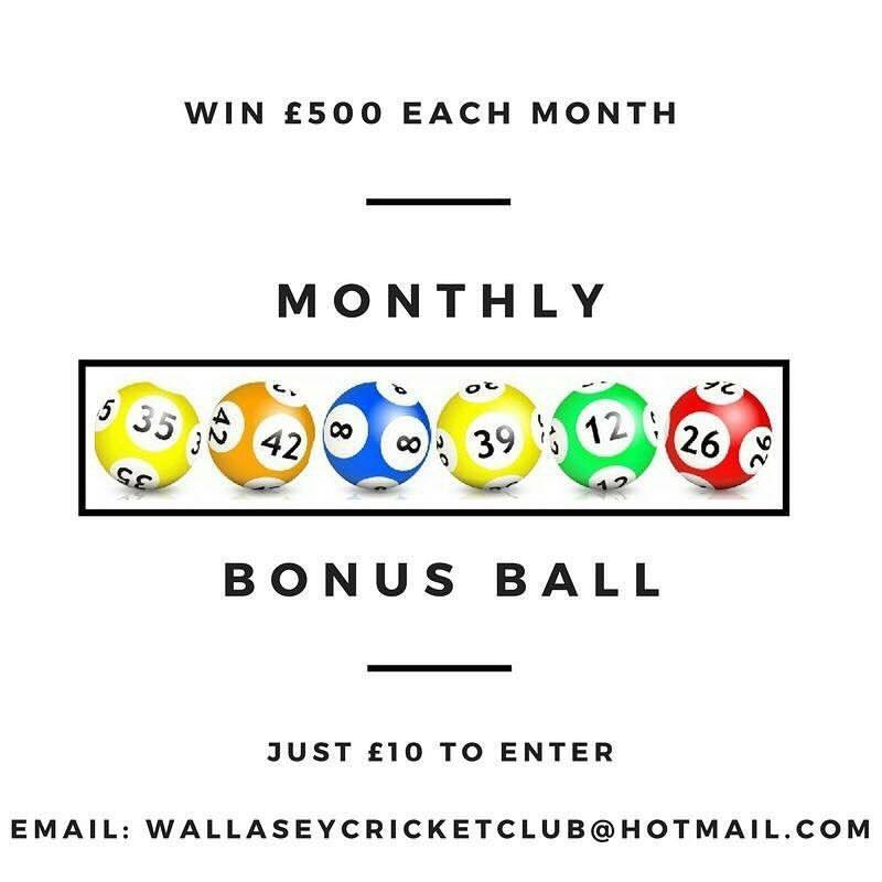 Monthly Bonus Ball
