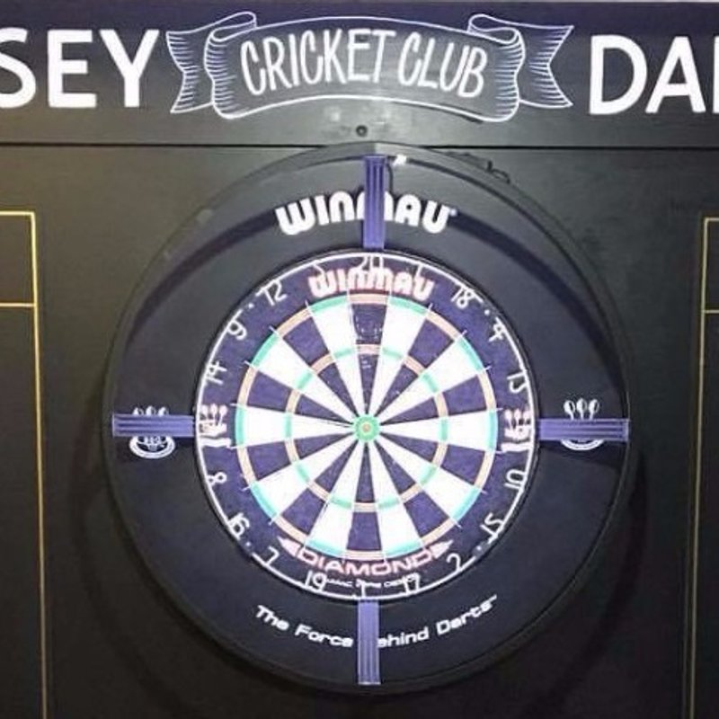 Darts at the Sey tonight
