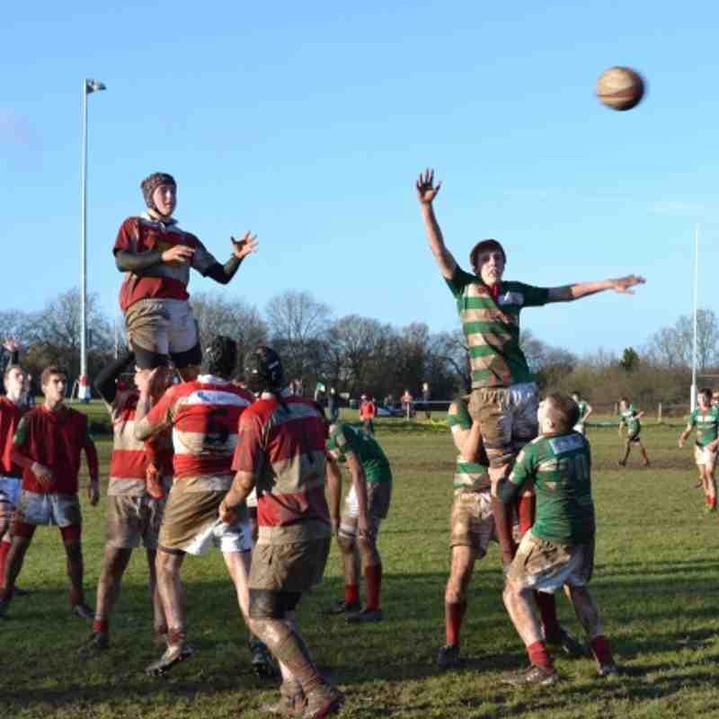 CRFC v Upper Clapton Dec 2012