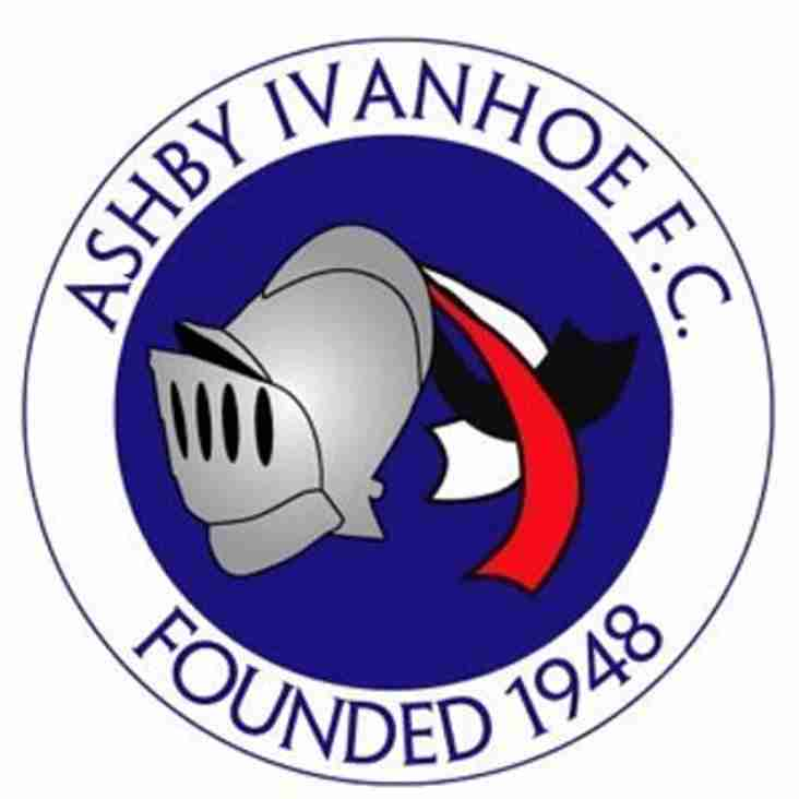 ASHBY IVANHOE 3 ARNOLD TOWN 1
