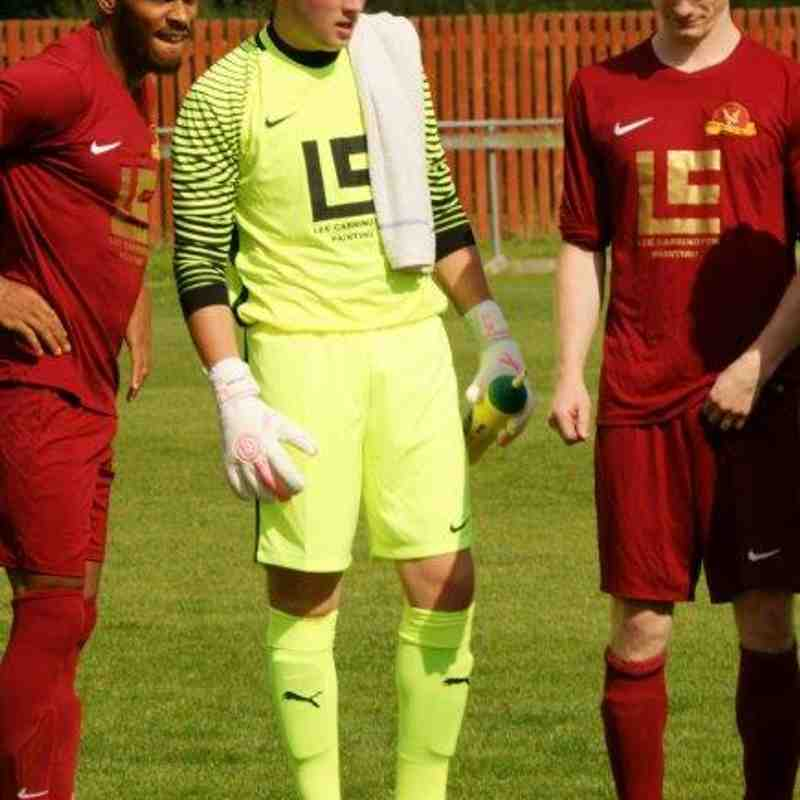 Arnold Town 3 Ashby Ivanhoe 1