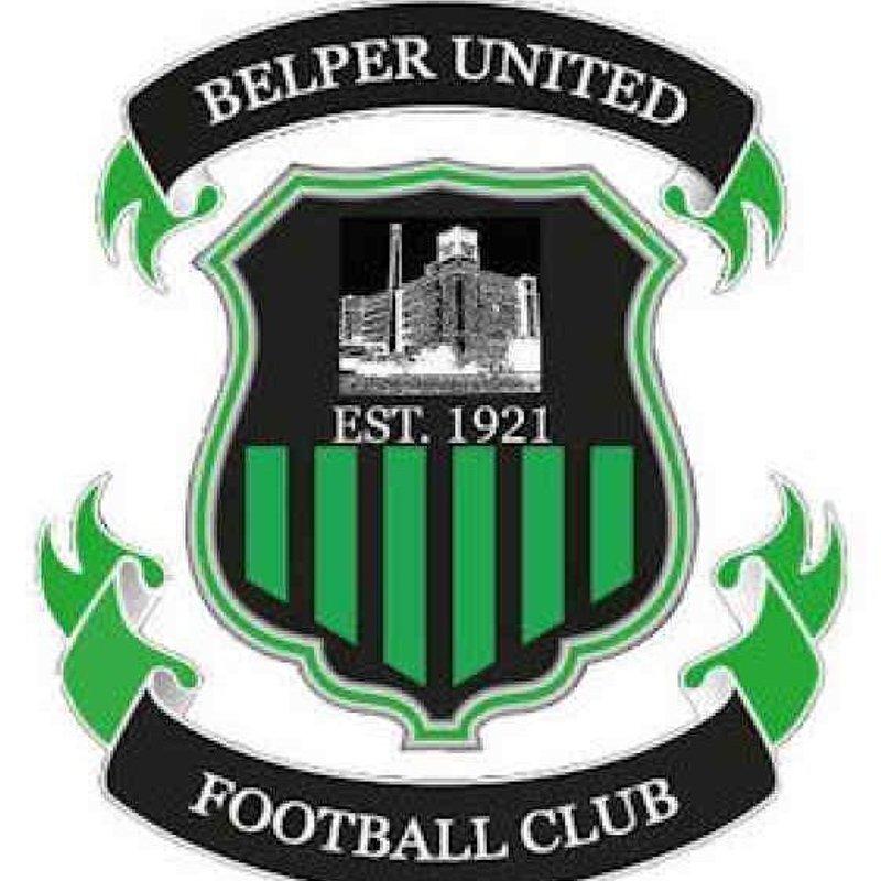 BELPER UTD v ARNOLD TOWN
