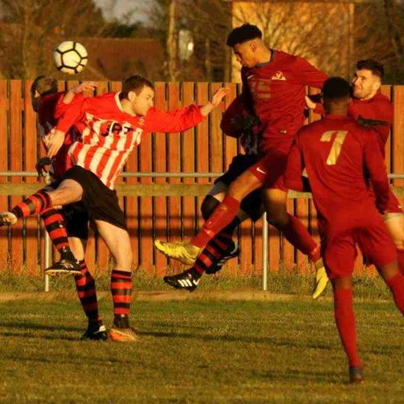 ARNOLD TOWN 4 RADCLIFFE OLYMPIC 0