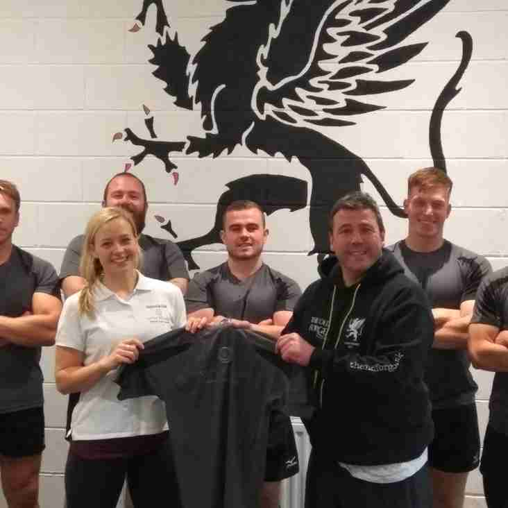 Sattva Wellness Sponsor New Gym Tops