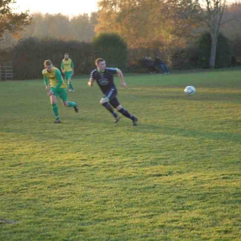 Iron Acton vrs Wick Reserves 23112013