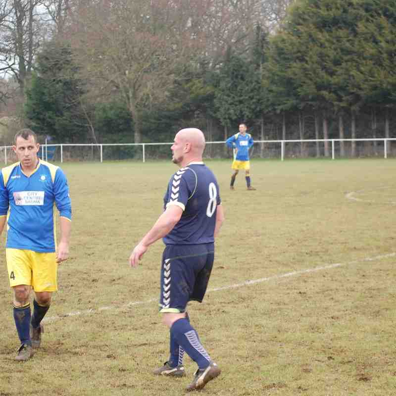 Wick Res vrs Talbot Knowle 07022015
