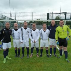 Wick Charity Vets Sixaside 2016 Teams
