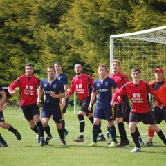 Wick vrs Highridge Utd 15042017