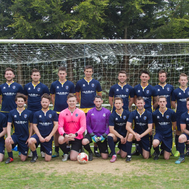 1st Team beat Gala Wilton 4 - 2