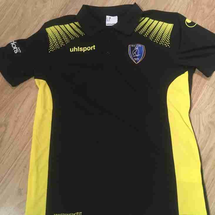New Polo Shirts - Sponsored by JJ Interiors Ltd