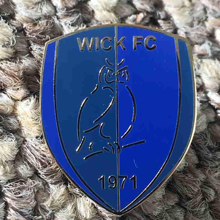 New club enamel badges