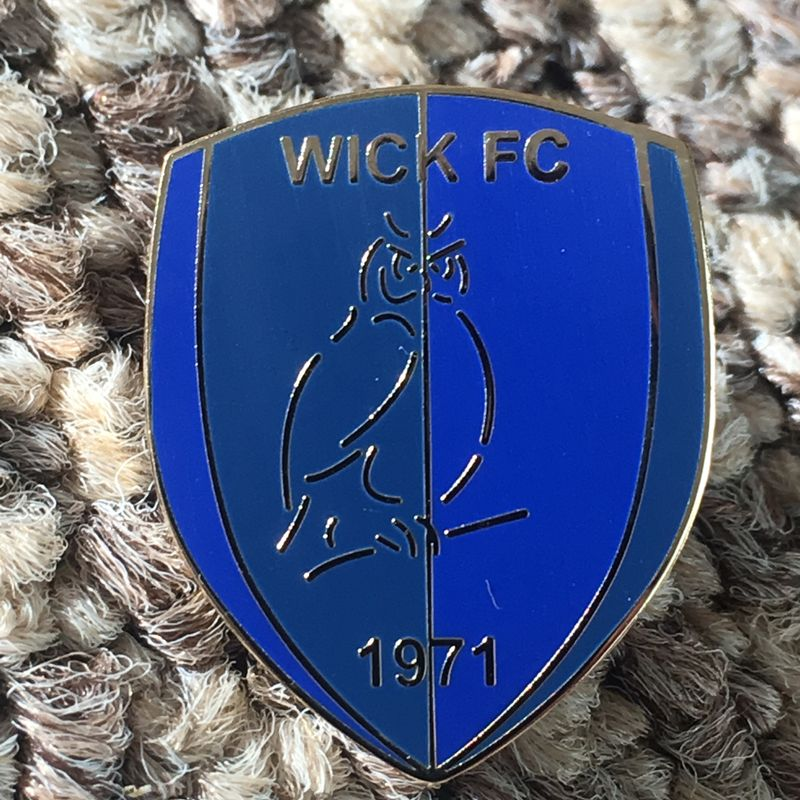 New club enamel badges