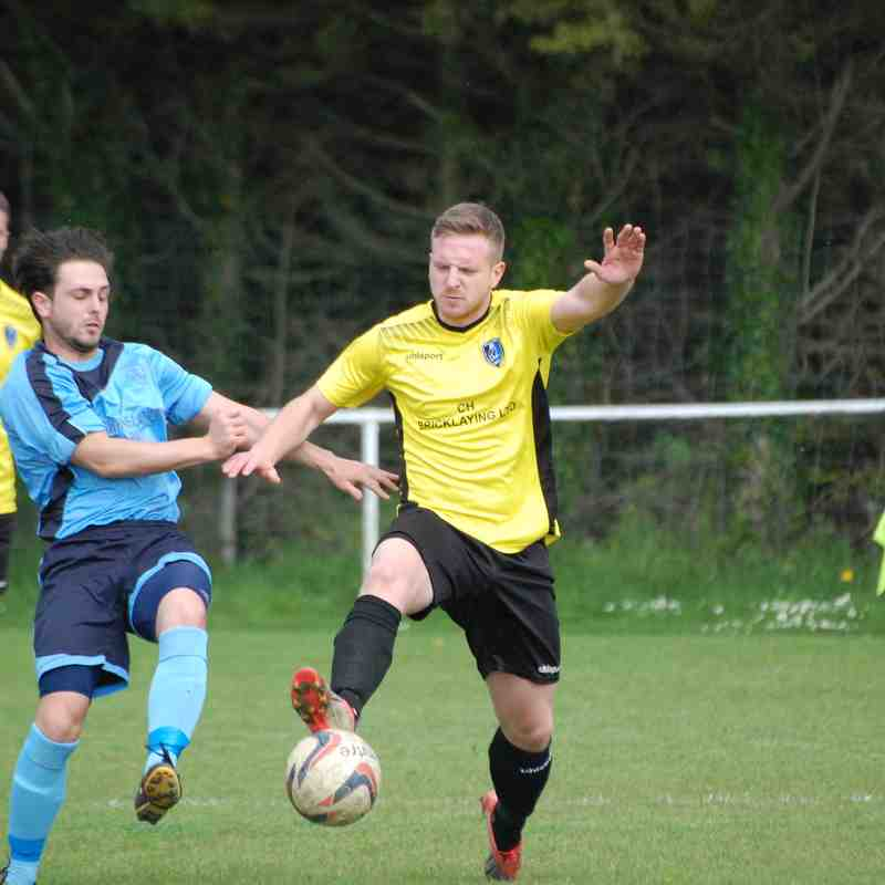 Wick Reserves vrs Nich Wands 05052018