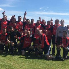 Wick Gerry Hatricks Cup Winners 20172018