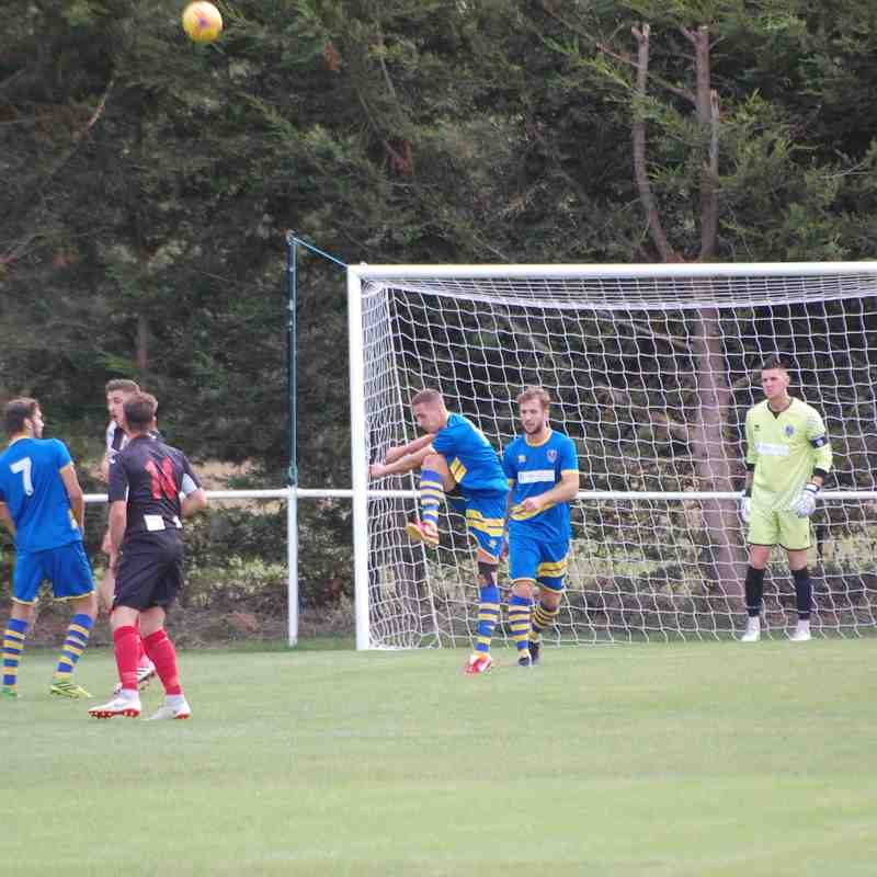 Wick vrs Patchway Town 15092018