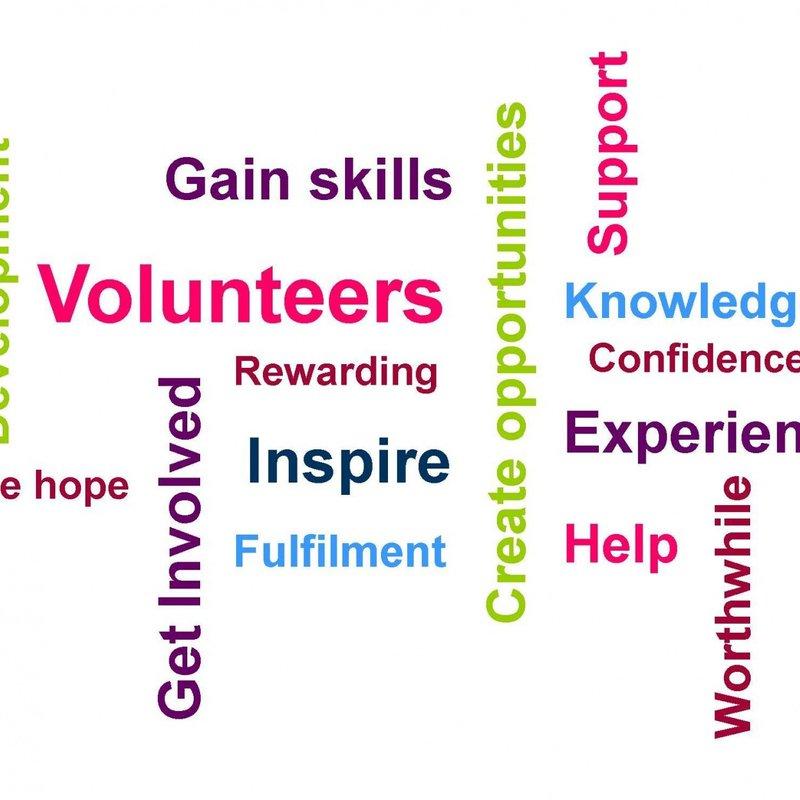 Volunteers wanted - 2 hours per week