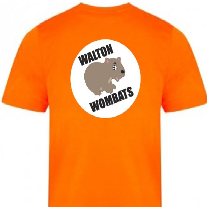 Watch Out! Watch out! There's a Walton Wombat about....