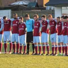 AFC Emley 1-0 Penistone Church
