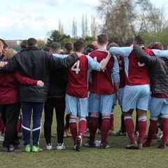 Bottesford 1-1 AFC Emley