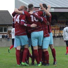 AFC Emley 3-1 Yorkshire Amateur