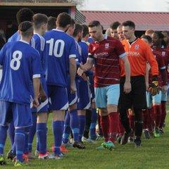 AFC Emley 4-3 Winterton Rangers