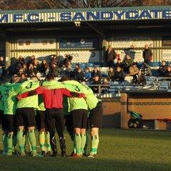 Hallam FC 0-2 AFC Emley