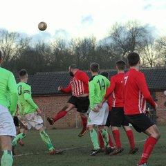 Teversal 3-1 AFC Emley