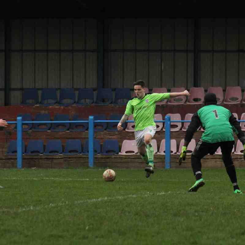 Yorkshire Amateur 0-3 AFC Emley