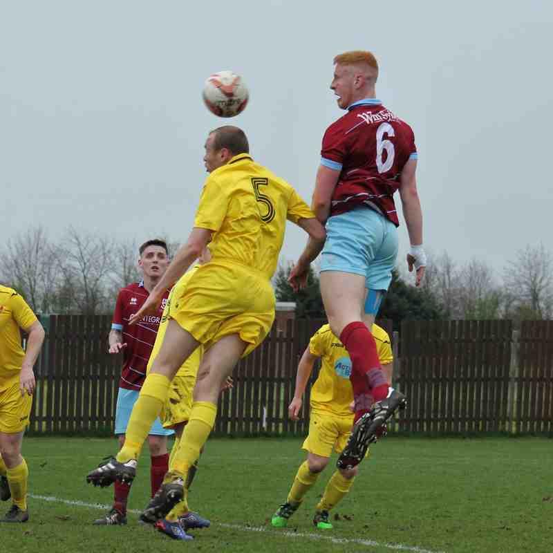 AFC Emley 2-0 Knaresborough Town