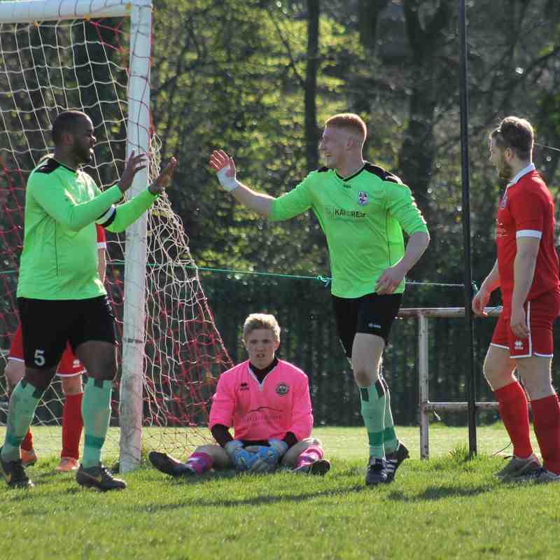 Worsborough 0-5 AFC Emley