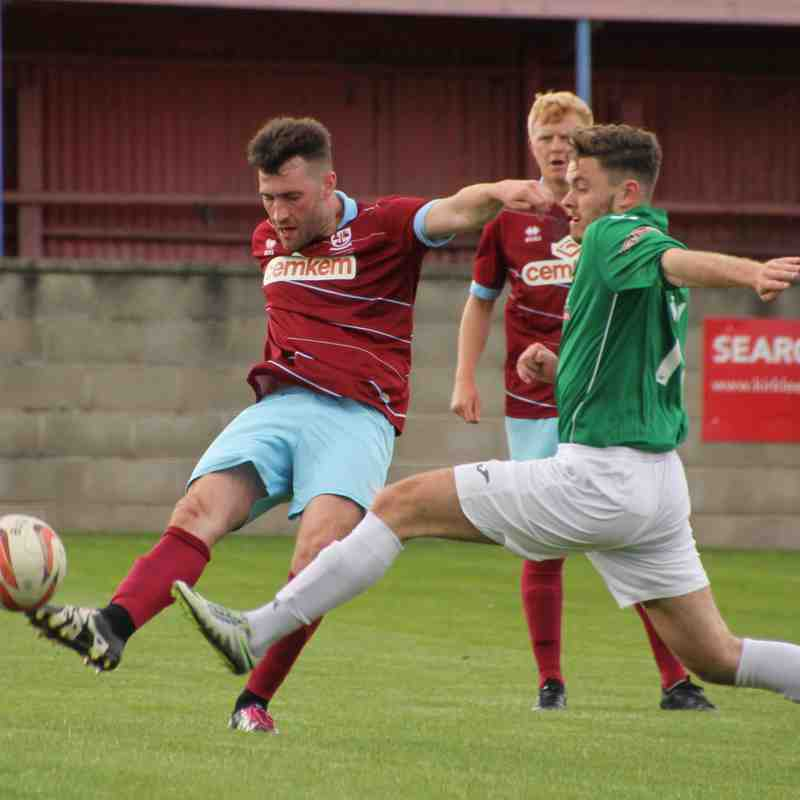 AFC Emley 0-3 Burscough