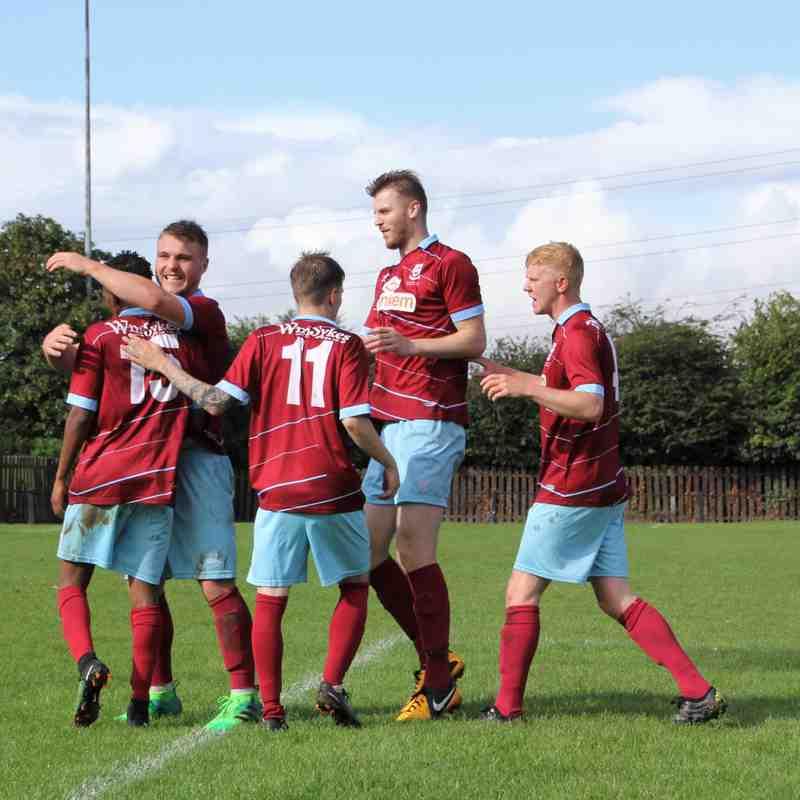 East Yorkshire Carnegie 2-4 AFC Emley