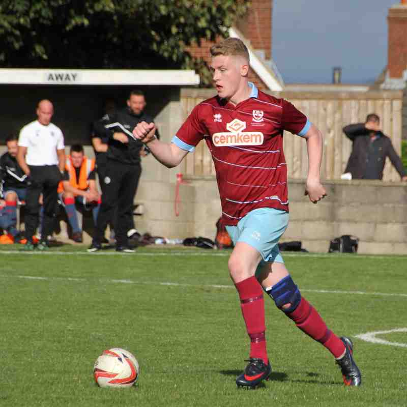 AFC Emley 1-2 Grimsby Borough